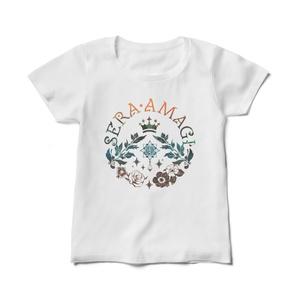 [グッズ] アマギセーラLogo レディースTシャツ (白のみ)
