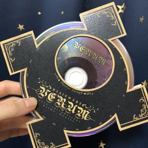 【増刷再販】[CD]VERUM 第1巻 - 特装版B「星座盤風 記録装置」