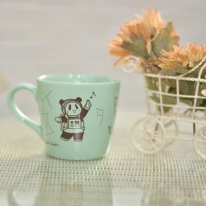 【完売】ユニパくんの、夢を溶かして飲めるマグカップ