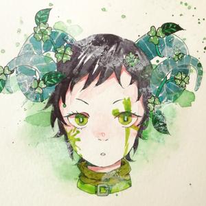 Trifolium(原画)