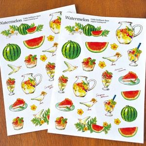 Watermelon maskingseal