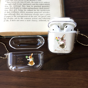AirPods&AirPods Proケース__Rabbit__ うさぎ 母の日