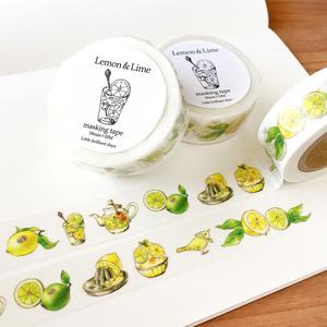 Lemon&Lime masking tape
