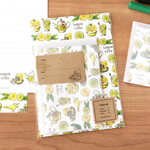 "Letterset ""Lemon&Lime"""