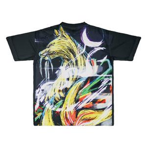 化け狸・化け狐Tシャツ