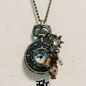 キングダムイメージ懐中時計ネックレス