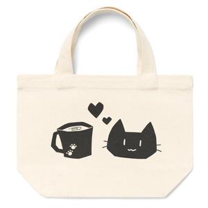 カフェにゃんトートバッグ