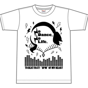 No Dance, No Life. Tシャツ