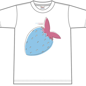 aoi ♡ ichigo Tシャツ