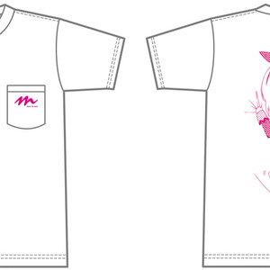 Move on now! Tシャツ