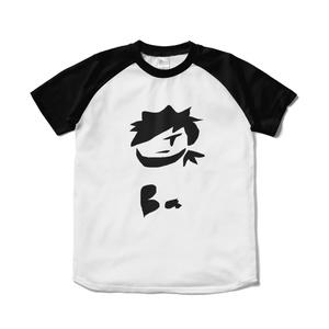BAND/Ba.*ラグランTシャツ