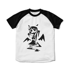 悪魔ちゃん*ラグランTシャツ