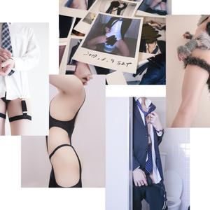 ポストカードセット ― すず屋。妄想写真展【行方不明 -MISSING-】オリジナル・グッズ
