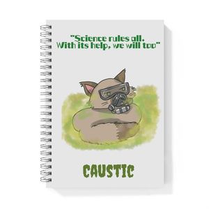 Caustic Notebook