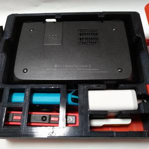 GPD WIN2 & ニンテンドースイッチ収納ケース