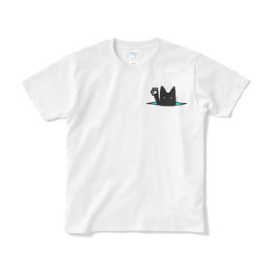 にゃー。Tシャツ
