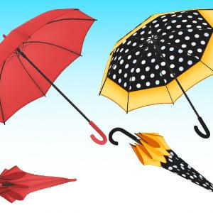 [fbx]傘2種セット