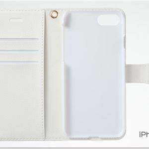iPhone用 手帳型ケース(兼安)