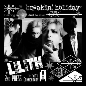 LILITH 2nd press CD