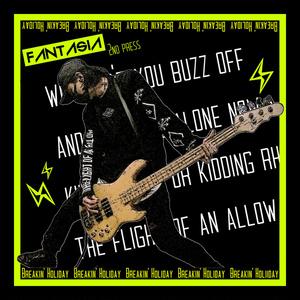 FANTASIA 2nd press CD