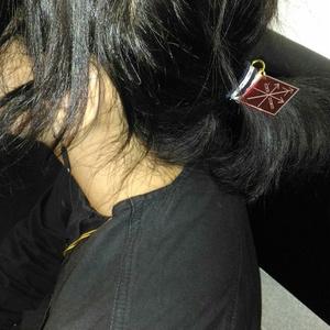 デンジャー Hair Gom★4color