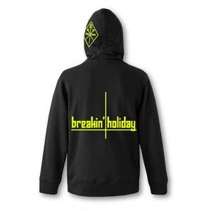 b'h NEON hoodie