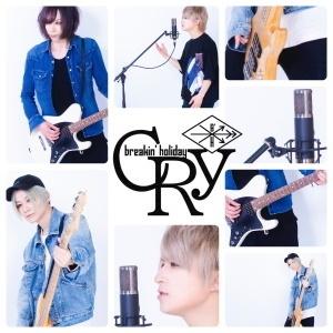 """""""CRY"""" 【CD版】(CRYはダウンロード販売はしておりません)"""