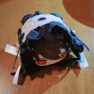おまんじゅうのヘッドドレス Knightsイメージ