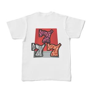 始末屋語録Tシャツ「(座布団没収」