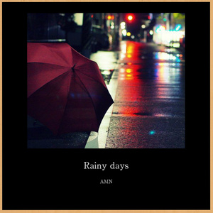 写真集「Rainy days」