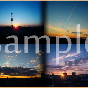 写真集「夕影」