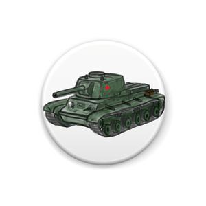 KV-1 缶バッチ 25㎜