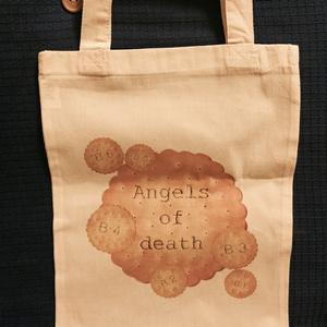 殺戮の天使モチーフ トートバッグ