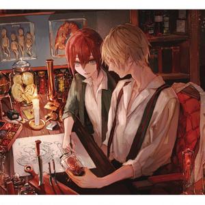 ポストカードセット(Nero&Shall)