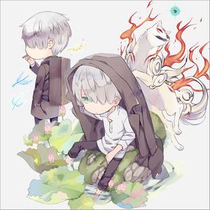 【予約限定】蟲師・大神 アクリルフィギュア