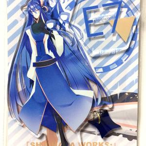 E7系◇アクリルフィギュア