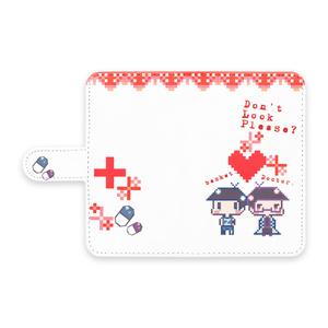 色松派生Androidケース(白衣とバスケ)