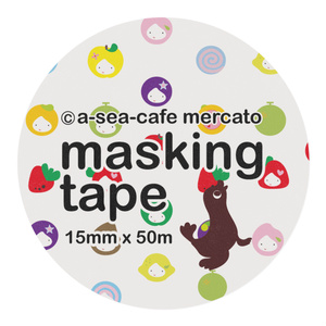 a-sea-cafe マスキングテープ