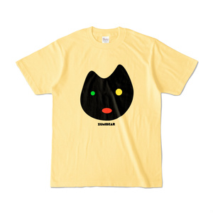 ZUMIBEAR Tシャツ(ライトイエロー)