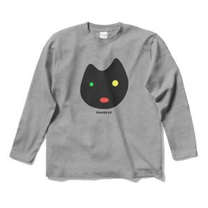 ZUMIBEAR ロングスリーブTシャツ(杢グレー)
