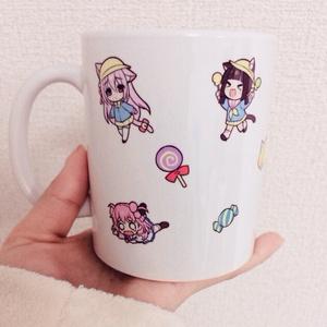 アズレン園児マグカップ