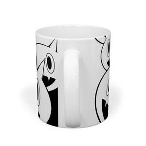 Hツノツノマグカップ