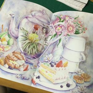 Flower Tea Partyへの招待状