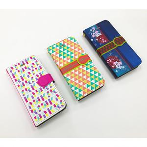 【あんスタ】梅雨の華ガチャモチーフ手帳型iPhoneカバー[2wink]【価格改定】