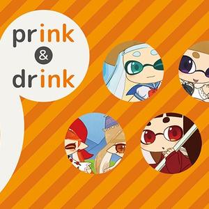 prink&drink(イラスト本)