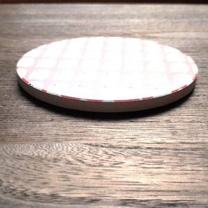 白雲石コースター(もちんくるす・シェイプシフター)