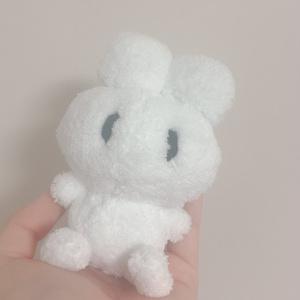 もちウサちゃんぬいぐるみ【受注生産】
