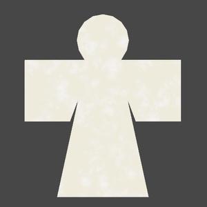 式神紙人形テクスチャ