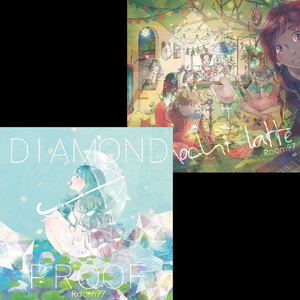 【CD2枚セット】DIAMOND PROOF&kimochi latte