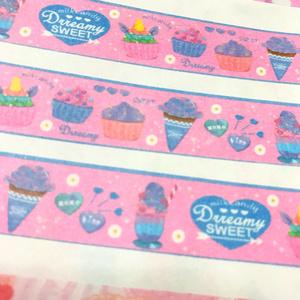 no2  dreamy sweet マステ